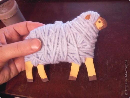 Год овцы своими руками фото