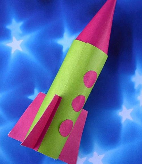 Делать ракету своими руками