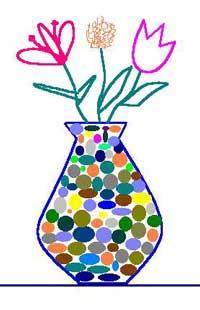 Поделки из ниток и клея - 17 Ноября 2012 - Своими руками, детские, поделки, фото, дача, дом, сад