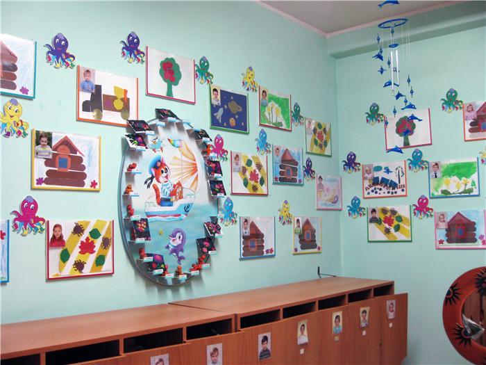 Фото оформление группы детского сада Ivoryjufedox